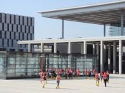 Brandenburg airport delayed again