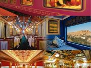 Luxury train tours - Ultimate luxury train journeys in India