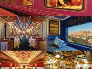 Luxury train tours - Ultimate luxury train journeys in India