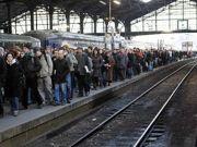 French railways strike