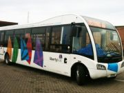 Jersey buses to get new smart card system