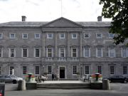 Missing art in Dublin's parliament buildings