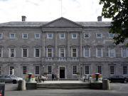 Missing art in Dublin's parliament buildings