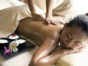 Christmas therapy at Siam Mukda SPA