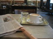 Coffee House Conversations in Vienna