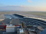Vienna's airport opens Check-in 1