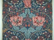 A Shot of Rhythm and Colour: English Textile Design of the late 19th Century