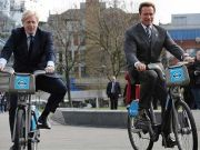Londoners unhappy with Boris bikes