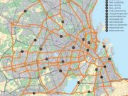Copenhagen opens second cycle superhighway