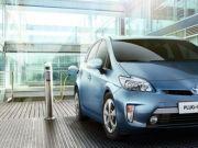 Toyota Prius Brochure   Toyota Prius Rechargeable