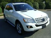 2010 Mercedes-Benz ML350 4Matic