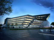 Vienna's new university campus