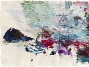 Cy Twombly. On Paper