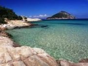 Greek island artists cottage