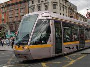 Work begins on Dublin's Luas Cross City line