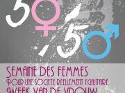 Women's week in Brussels