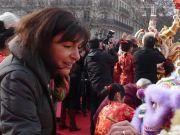 Women race for Paris
