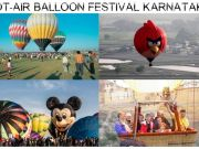 Hot-Air Balloon Festival Karnataka