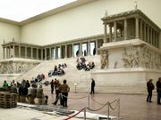 Pergamon Museum to close for five years