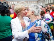Dublin leads the way in Ireland's referendum to same-sex marriage