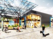 Docks Bruxsel to open in one year