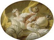 Fragonard in Love: Suitor and Libertine