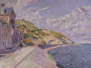 The open-air studio: Impressionists in Normandy