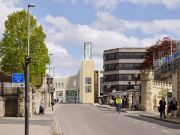 Oxford's Westgate Centre nears completion