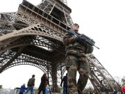 Eiffel Tower to install anti-terror screen