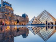 Louvre reopens as France increases precautionary measures against coronavirus