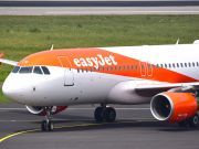 EasyJet grounds all its planes as UK airline industry grinds to a halt