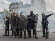 80-year-old Algerian woman killed by tear gas in France