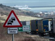 Brexit: Truck drivers from UK heading to the EU face ban on ham sandwiches