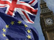 Britain leaves the EU just before the New Year