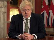 New general lockdown announced by Boris Johnson