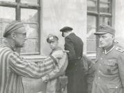 Germany charges aged Nazi concentration camp guard for Holocaust atrocities