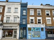 London's narrowest house selling at $1.3 million
