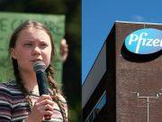 "Greta Thunberg describes vaccine inequality among the high-income and poor countries as ""unethical"""
