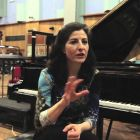 Santa Cecilia chamber orchestra plays Mozart